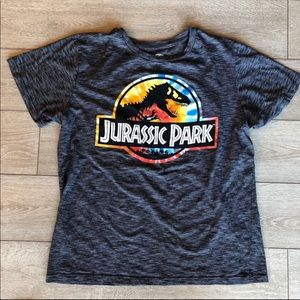 Tops - Jurassic Park graphic t shirt. Size Large.